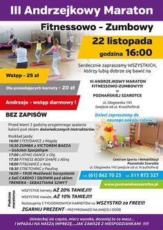 III Maraton Andrzejkowy (Poznań, 22.11.2014)