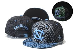 NCAA North Carolina Tar Heels Snapback Hats Caps Night Reflective|only US$8.90 - follow me to pick up couopons.