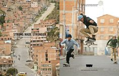 STRONG MADE STRONGER #Levis mehringphoto.com  series: levis-skateboarding
