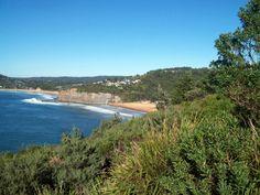 Bilgola Beach- where I used to live!