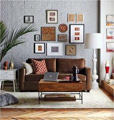 VM designblogg: Ο Καφέ Καναπές