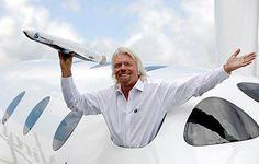 Richard Branson on Studying Entrepreneurship in College