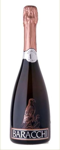 Brut Rosé - Sangiovese Millesimato  The Baracchi Brut Rosé is produced in very limited quantities and comes from Sangiovese grapes that represent the history of Tuscany.