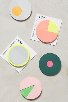 HAY colorful Sticky Notes