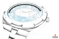 Vacheron Constantin Overseas World Time © Espiral do Tempo / Magda Pedrosa