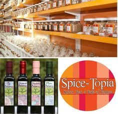 Spice Tonia in Ventura Photo cred: visitventura Spice Shop, Artisan Food, Ventura County, 24 Years Old, Young Women, Local Products, Spices, Tea, Drinks