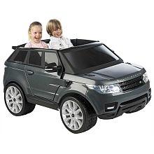 ¡Guau! Este #RangeRover 12V parece de verdad de venta en @Toys R Us España