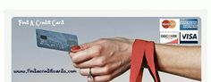 How To Find A Credit Cards For You