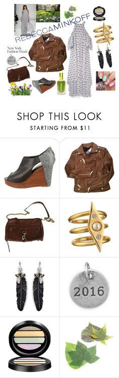 REBECCA MINKOFF  SPRING 2016 by sophieladydeparis on Polyvore featuring mode, Rebecca Minkoff, BillyTheTree, Giorgio Armani, Dasein, Sur La Table, women's clothing, women's fashion, women and female