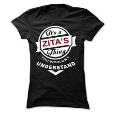 It's A ZINAS T Shirt, Hoodie, Sweatshirts - teeshirt #tee #clothing