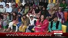 Khabardar with Aftab Iqbal on Express News 8th October 2015