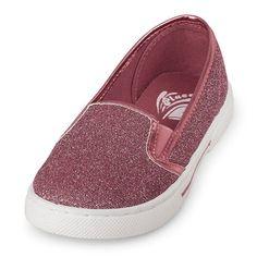 Girls Sparkle Slip-On Sneaker   The Children's Place