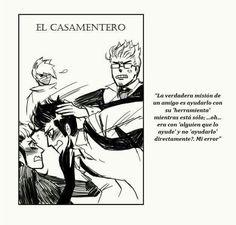 #wattpad #de-todo El contenido que aquí se vera NO es mio, yo solo me encargo de subirlo aquí a Wattpad ^.^ con el permiso de sus respectivos autores  Todos los derecho reservados a:  Pagina Oficial: https://tapastic.com/series/A-Matter-of-Life-and-Death  Su traductor al español: https://www.facebook.com/WebComicsBL...