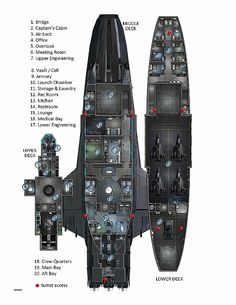 Star Wars Ship Floor Plans Awesome Spaceship Floor Plans Gallery Home Furniture Designs Pictures Spaceship Interior, Spaceship Art, Spaceship Design, Nave Star Wars, Star Wars Rpg, Star Wars Ships, Star Wars Spaceships, Sci Fi Spaceships, Battlestar Galactica