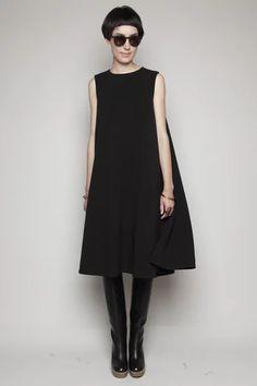 Totokaelo - Rachel Comey - Chronical Dress - Black
