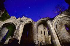 Monasterio de Bonaval by Buscar Su Camino En La Oscuridad on 500px