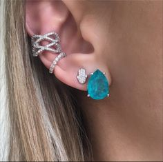 fb mo loves Fake Piercing, Piercing Ring, Body Piercings, Cartilage Jewelry, E Tattoo, Jewelery, Fashion Jewelry, Silver, Cartilage Earrings