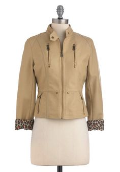 Zip Through Town Jacket $75 #ModCloth