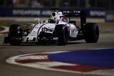 2016 Singapore GP - Felipe Massa (Williams)