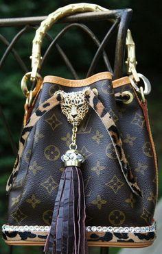 The Luxury Louis Vuitton Bag