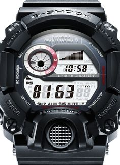 f24e260affe Casio G-Shock GW-9400 RANGEMAN Watch – New Addition to Master of G  Collection