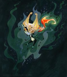 Midna was really an awesome character