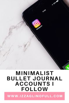 Today I created a list of minimalist bullet journal accounts I follow. Since 2017 I've been maintaining a minimalist bullet journal. The switch to a minimalist bullet journal helped me so much in terms of productivity and I have to thank all the accounts below for the inspirations Productivity, Lifestyle Blog, Accounting, Minimalist, Bullet Journal, Unique, Ideas, Thoughts, Minimalism