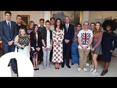 Duchess Kate: Vote for Kate's Best Tour Daywear & Footwear; William and Kate Host Event for Inspirational Young People!