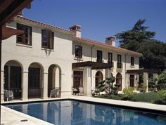 Robert A. M. Stern; Private Residence (New Construction); The Old Palo Alto neighborhood of Palo Alto, California, 2003.