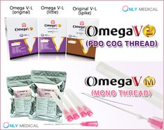 Only Medical 온리메디칼: Only Medical PDO Thread lifting product : Omega V ...