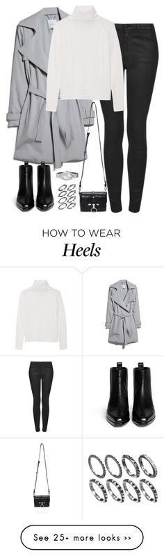"""""""Untitled #4824"""" by eleanorsclosettt on Polyvore featuring MANGO, Topshop, Line, Givenchy, 3.1 Phillip Lim and FOSSIL"""