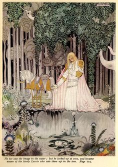 From the Stacks: Kay Nielsen | Miami University Special Collections & Archives