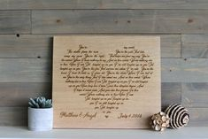Song lyrics art | engraved first dance lyrics | your wedding song engraved | heart shaped couples song | wedding gift | anniversary gift First Dance Lyrics, Wedding Song Lyrics, Song Lyrics Art, Wedding Songs, Wedding Anniversary Gifts, Wedding Gifts, Heart Songs, Custom Wood Signs, Engagement Gifts