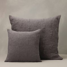 £40 Buy Bedspreads & Cushions Collection > Bedspreads & Cushions Collection > Copenhagen Cushion Covers - Fig from The White Company