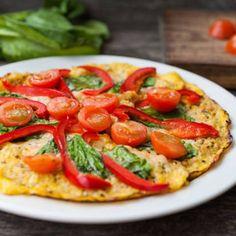 Rezept: Low-Carb-Pizzateig mit Blumenkohl | BRIGITTE.de