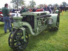 Samson 12-25 Sieve-Grip tractor                                                                                                                                                      More