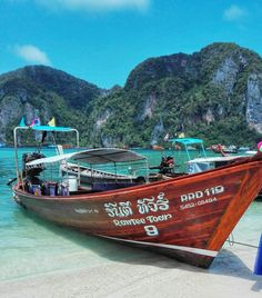 Island Hopping in Phuket (Ko Phi Phi Islands)