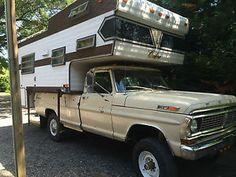 1970 Cobra Slide in Pickup Truck camper Vintage | eBay