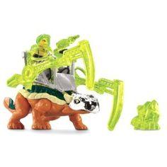 {Jackson} Imaginext Anklyosaurus Dino