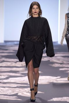 Vera Wang | Fall 2013 Ready-to-Wear Collection | Style.com