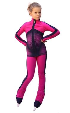 IceDress Figure Skating Outfit - Jump (Fuchsia with Gray-Blue stripes) https://figureskatingstore.com/icedress-figure-skating-outfit-jump-fuchsia-with-gray-blue-stripes/ #figureskating #figureskatingstore #icelandvannuys #figureskates #skating #skater #figureskater #iceskating #iceskater #icedance #ice #icedance #iceskater #iceskate #icedancing #figureskate #iceskates #figureskatingoutfits #figureskatingapparel #figureskatingjacket #figureskatingpants #icedress