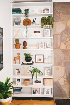 Instant Room Refresh: 9 Shelf Styling Ideas | Apartment Therapy