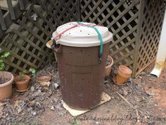 Getting Started on Composting | Foster House