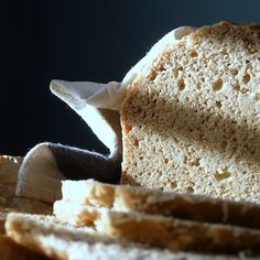 Fresh White Bread from Knead Bakery - Gluten, yeast, dairy AND sugar free!
