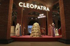 Exposición Cleopatra y la fascinación de Egipto **