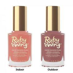 Ruby Wing Shipwrecked Color Changing Nail Polish