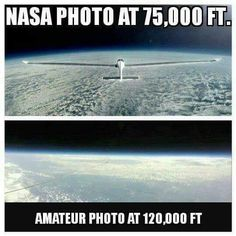 Ahhaha!  Tune in... to the always entertaining...NASA Comedy Show.