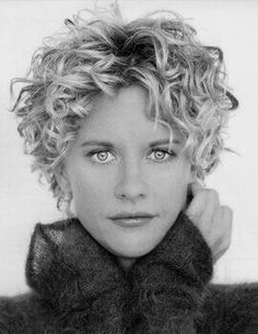 Meg Ryan. Great hair!