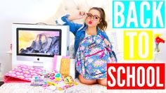 Back To School Supplies Haul + HUGE GIVEAWAY!   Krazyrayray