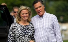 "~~WE HAVE TO GET THIS STORY FROM A FOREIGN NEWSPAPER~~   Ann Romney reveals Mitt's tender side - Telegraph  ""Even when I was as sick as that he would curl up in the bed with me,"" Mrs Romney said, pausing to wipe away a tear. ""So, you just knew that that was where he was. It was like he was gonna do anything he could do just to say 'I'm here. You're OK. Just stay right there, and we'll be OK.'"""